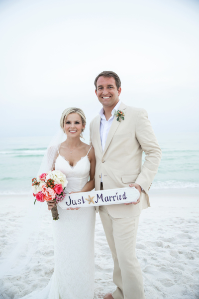 Affordable Florida Beach Weddings Vow